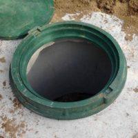 Изготовление водоприемного колодца
